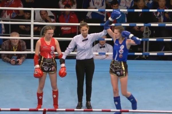 Нижегородцы завоевали медали на чемпионате Европы по тайскому боксу
