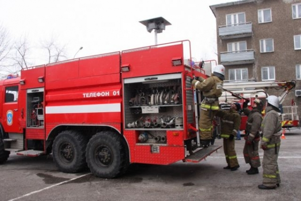 В Нижнем Новгороде при пожаре в многоквартирном доме погиб мужчина