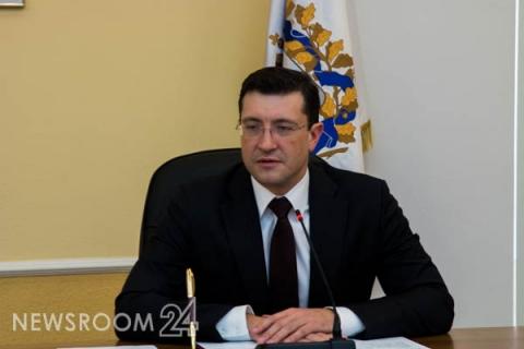 Глеб Никитин отчитался премьеру о строительстве жилья