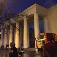 МЧС назвало причину пожара в ДК Орджоникидзе в Нижнем