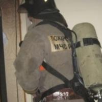 В Дзержинске при пожаре в квартире спасли инвалида 1 группы