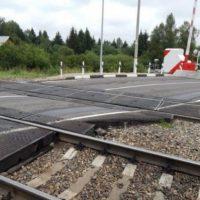 В Нижегородской области водитель микроавтобуса погиб в ДТП с поездом