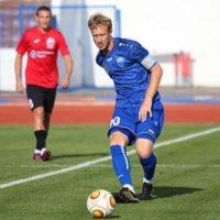Андрей Хрипков стал капитаном ФК «Нижний Новгород»