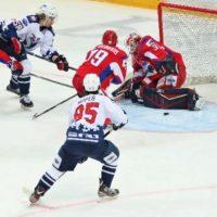 «Чайка» сравняла счет в финальной серии Кубка Харламова