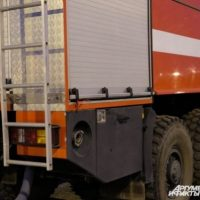 В Нижегородской области при пожаре в жилом доме погибли 2 человека