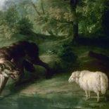 Волков и ягнята