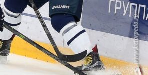Нижегородское «Торпедо» обыграло «Северсталь» в матче КХЛ