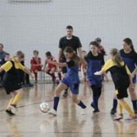 Турнир по мини-футболу прошел в Приокском районе
