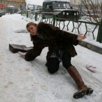 МЧС: в Нижегородской области сохранится сильный гололед