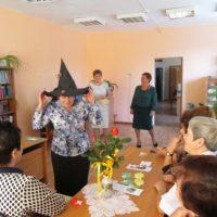 День пожилого человека в Вознесенском районе