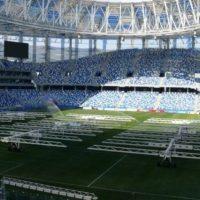Глеб Никитин посетит второй тестовый матч на «Стадионе Нижний Новгород»