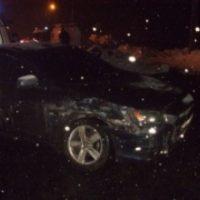 В Нижегородской области водитель Mitsubishi сбил трех пешеходов
