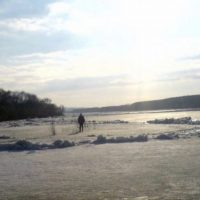 Мужчину спасли с оторвавшейся льдины в Богородском районе