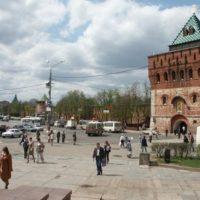 В Нижнем Новгороде эвакуировали кремль