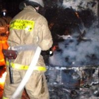 В Нижнем Новгороде задержан мужчина за поджог иномарки друга