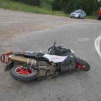 В Нижегородской области в ДТП погиб мотоциклист без прав