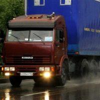 КамАЗ сбил двух женщин на пешеходном переходе в Канавинском районе