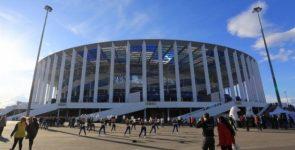 Сборная Швеции победила Южную Корею на стадионе «Нижний Новгород»