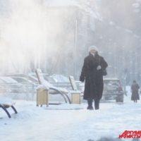 В Нижегородской области ожидается резкое похолодание до -30