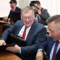 Николай Сатаев возглавил фракцию коммунистов в Гордуме Нижнего Новгорода