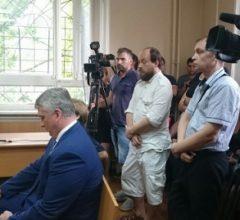 В Нижнем Новгороде начался суд над Сергеем Беловым и Надеждой Рожковой