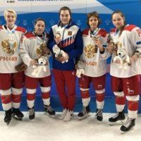Хоккеистки нижегородского «Скифа» стали победительницами Универсиады