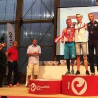 Нижегородцы стали чемпионами Европы по паратриатлону