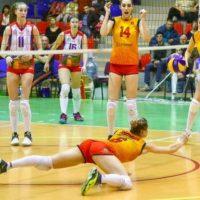 «Спарта» уступила в двух матчах липецкому «Индезиту»