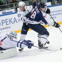 ХК «Торпедо» проиграл «Динамо» в стартовом матче плей-офф