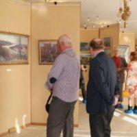 С 22 июля в музее истории АО «ВМЗ» начнет работу выставка «Вернисаж выксунских художников»