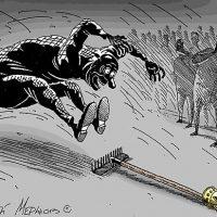 Дорожная война
