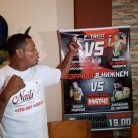 Впервые на арене. 3 ноября состоится боксерский турнир «Коррида в Нижнем»