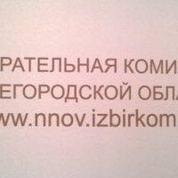ЦИК России назначил 7 членов избирательной комиссии Нижегородской области