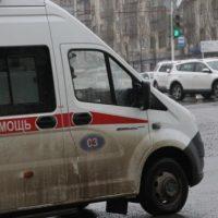 В Нижегородской области перевернулась иномарка с тремя пассажирами
