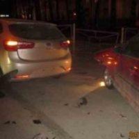 В Нижегородской области в ДТП пострадали женщина и девочка