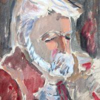 1 июля в НГВК состоится открытие персональной выставки произведений нижегородского живописца Александра Гавриловича Инютина «Подводя итоги…»