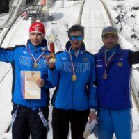 Летающий чемпион. Денис Корнилов надеется опробовать нижегородский трамплин