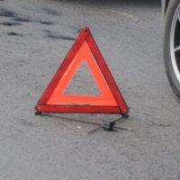 Восьмилетняя девочка попала в больницу после ДТП на улице Мончегорской