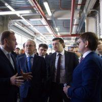 Первый вице-премьер Игорь Шувалов прибыл в Нижний Новгород