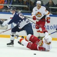 Нижегородский ХК «Торпедо» обыграл финский «Йокерит» в матче КХЛ
