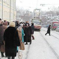 Трамвай сбил женщину на улице Ефремова в Нижнем Новгороде