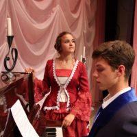 Молодежный народный театр «Отражение» в Краснобаковском районе