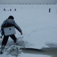 Провалившегося под лед мужчину спасли в Лысковском районе