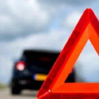 В Шарангском районе иномарка вылетела в кювет, пострадал пассажир