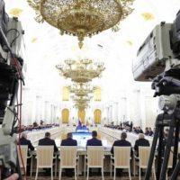 Никитин принял участие в заседании Государственного Совета РФ