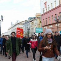 Митинг Навального: война интернета с телевизором