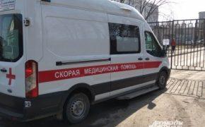 Под Нижним Новгородом автомобиль сбил трех пешеходов