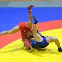 Нижегородские самбисты завоевали три золота международного турнира