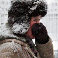 МЧС: резкое похолодание до -27° придет в регион 27 февраля