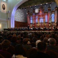 8 мая в  рамках ХV Московского Пасхального Фестиваля  в Нижнем Новгороде выступит Симфонический оркестра  Мариинского театра  под управлением Валерия Гергиева